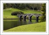 The Turf Bridge ~ Stourhead