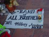 Band of ALL BrothersNFL Military