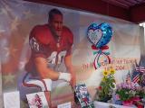 Pat Tillmanmemorial tribute