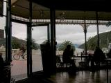Breakfast at Picton New Zealand