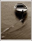13.04.2004 ...  Little lonely boat ...