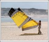 19.04.2004 ... Kitesurfing preparatives ...