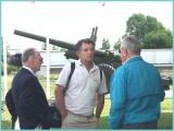 Bob Searl. Sr, Patrick Elie , Don Searle - Caen., France