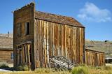 Bodie, a California Ghost Town