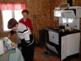 Les cuisinières du jour.
