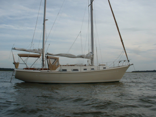 Allied Yachts Storm Stories
