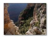 Don't Look Down!Grand Canyon Nat'l Park, AZ