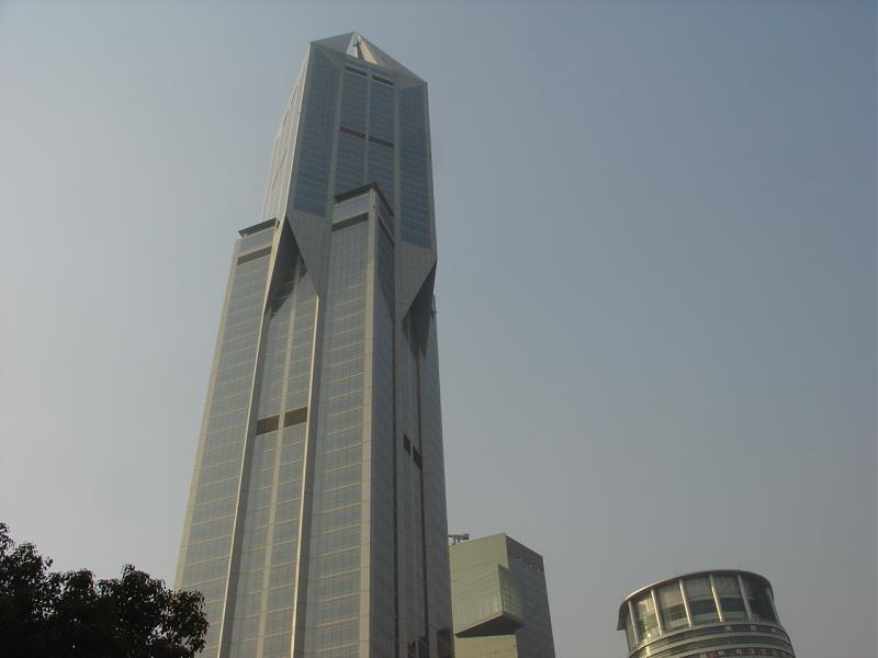 Shanghai JW Marriott hotel
