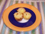 Coconut-Orange Mini Tea Muffins #81702