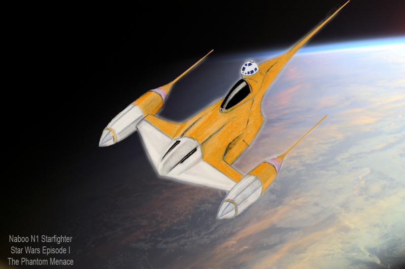 NABOO Starfighter