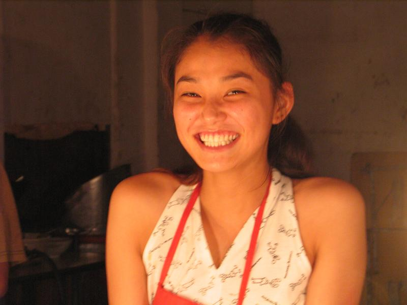 Pretty Shanghai girl