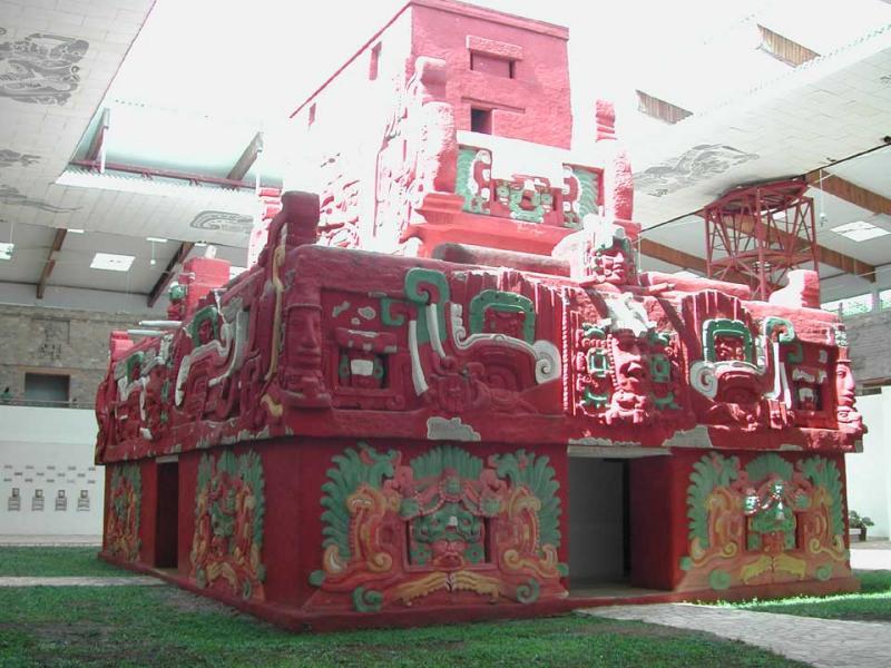 Rosalia Temple Replica
