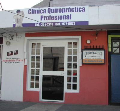 Funky Honduran Chiropractor