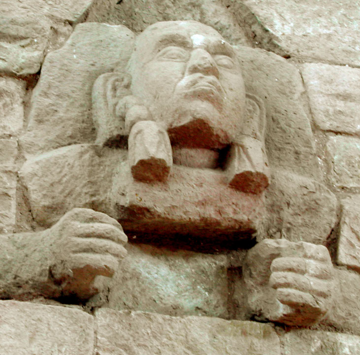 Poor Constipated Mayan