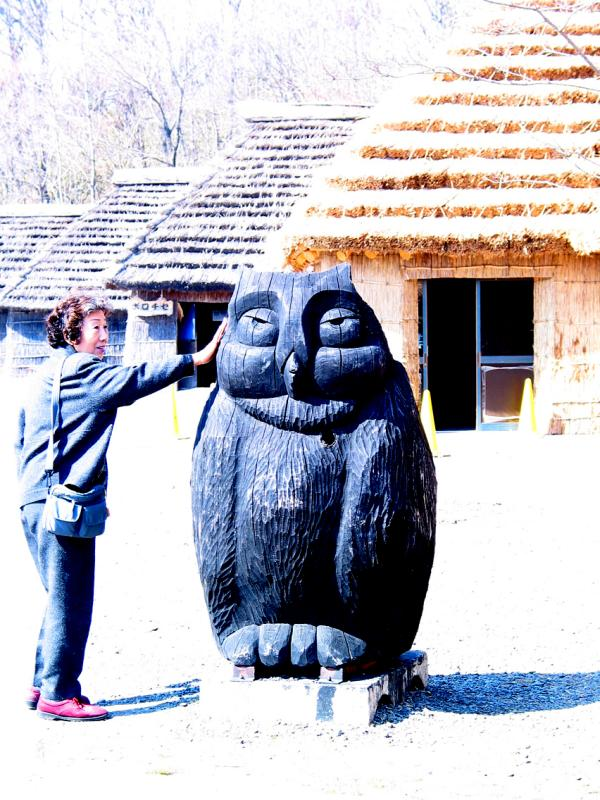 Sumiko and Owl