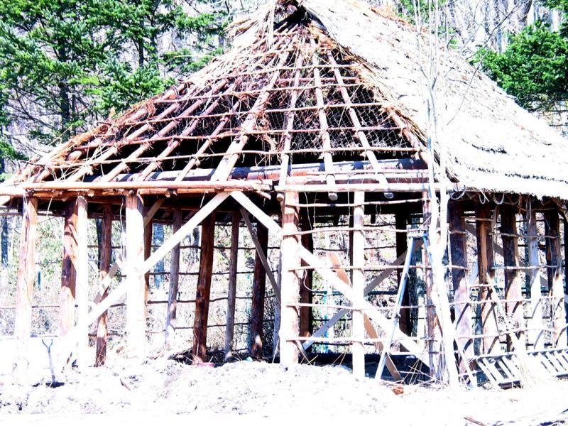 Tribal dwelling