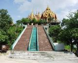 The Back Stairs into Wat Tum Seu