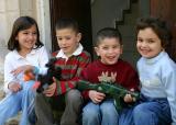 Christian Kids On Easter