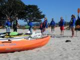 Preparing to go to sea, Monterey, CA