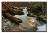 Waterfalls on Dunnfield Creek