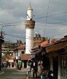 Street in Novi Pazar