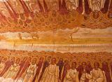 Ceiling at Žiča Monastery