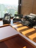 Vintage typewriters corner