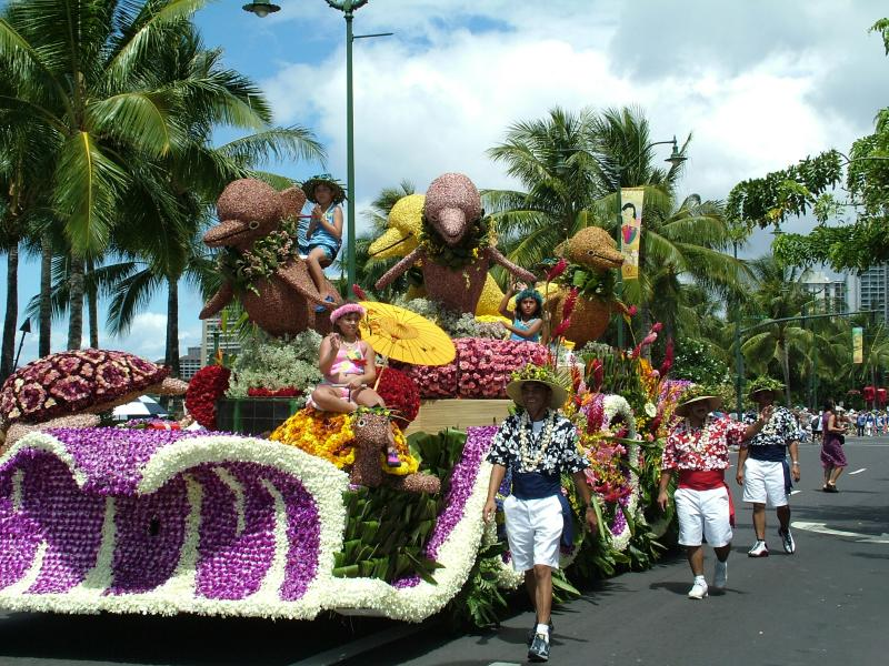 Outrigger Hotels Float