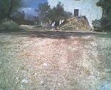 Israeli Tank Outside Grounds