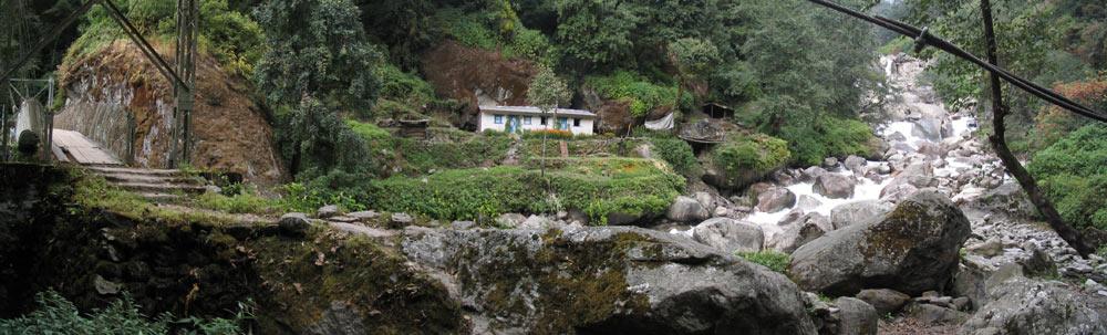 Namaste Lodge, Langtang valley, Nepal
