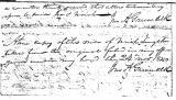 Uriah Langston - Wayne Co NC - 1835 Will Pg5 of 5