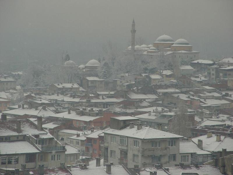Bursa Yildirim Mosque
