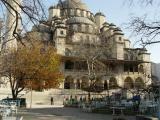 Istanbul Yeni  (new) Mosque 2003 12 10