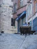 Istanbul street scenes 2004 03 14