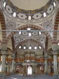 Kutahya interior Great Mosque October 2 2003