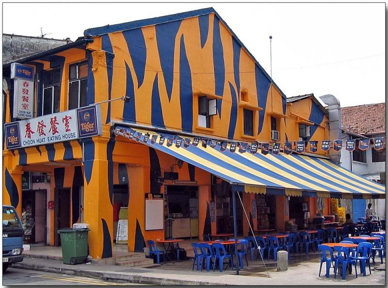 Tiger beer, Little India