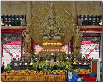 Kong Meng San Phor Kark See Buddhist Monastery