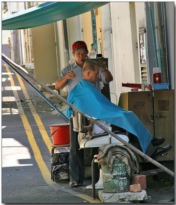 Back Alley Barber