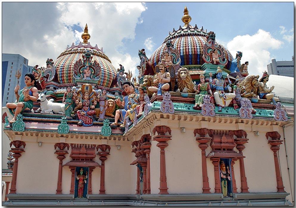 Sri Mariamman Hindu Temple 2, Chinatown