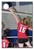 Girls Varsity Volley Ball - 2004 Season