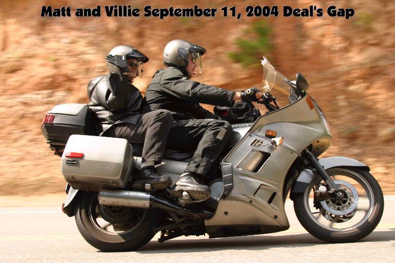2005 at Deals Gap