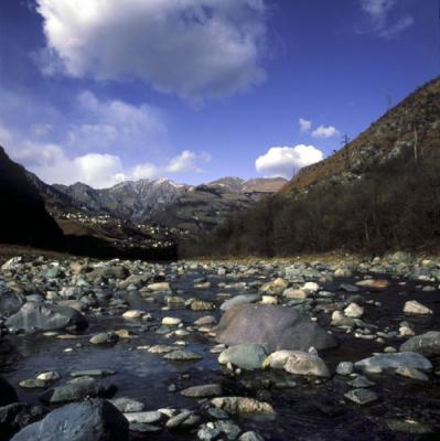 Serio river