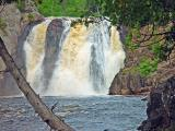 High Falls of the Baptism River