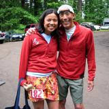 McDonald Forest 50K - Corvallis, OR - 5.08.2004