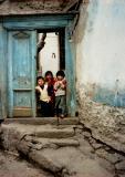 The Blue Door in 1996 (scanned)