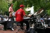 Drummer in Action