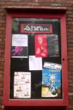 La Mama Theatre between 2nd & 3rd Avenue