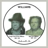 Dave and Effie Williams