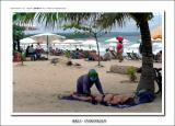 Once upon a time in Kuta Beach