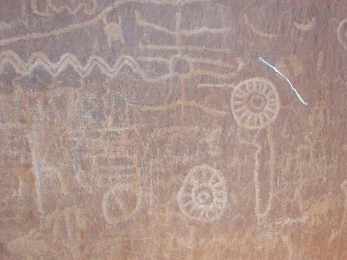 Petraglyphs/Valley of Fire/Las Vegas NV